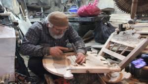 Şanlıurfa'da El yapımı beşikler Tercih Ediliyor