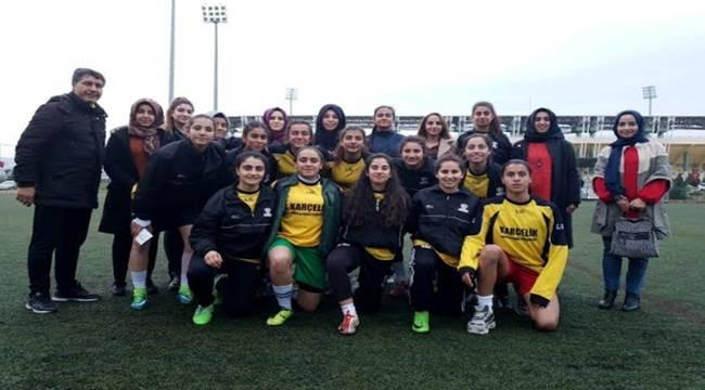 Şanlıurfa Gençlikspor Play-Off'a Kaldı
