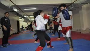 Siverek'te Uzak Doğu Sporlarına Yoğun İlgi