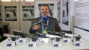 TİSAŞ Silahları Şanlıurfa'da Tanıttı