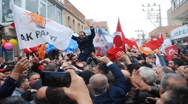 Tuğubi Aşireti'nden AK Parti'ye Tam Destek