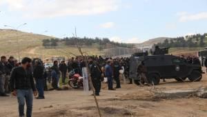 Urfa'da Yıkım Gerginliği 4 Gözaltı