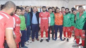 Viranşehir Sanayispor Şampiyon Oldu
