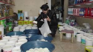 Yağışlar Süt Ürünlerinin Bol Olmasına Neden Oldu