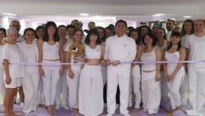 Yoga Academy 101.Merkezini Sancaktepe'de Açtı