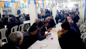 Yüksel Seçim Bürosuna Gelen Vatandaşları Ağırladı