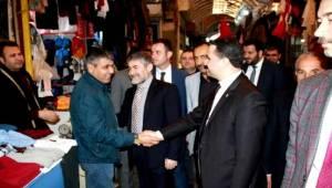 AK Kadrolar Seçim Gezisinde