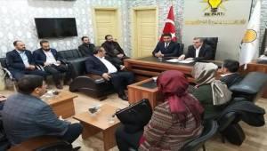 AK Parti Karaköprü Sait Ağan'a Emanet