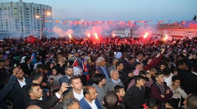 Bakan Pakdemirli Mehmet Kuş'un Seçim Bürosunu Açtı