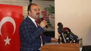 Başkan Çiftçi Büyükşehir'in 5 Yılını Değerlendirdi