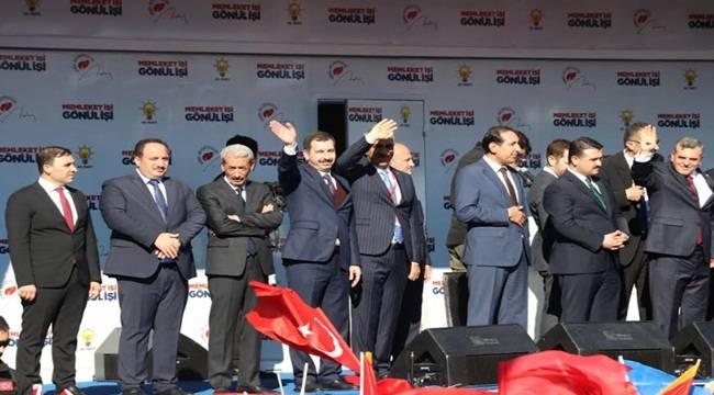 Baydilli'den Vatandaşlara Miting Teşekkürü