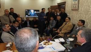 Beyazgül'e Belediye-İş Sendikasından Tam Destek