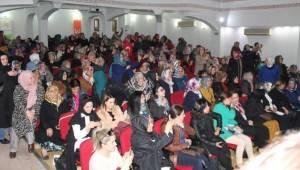 Beyazgül Kadınlar Şehrimizi Konuşuyor Paneline Katıldı