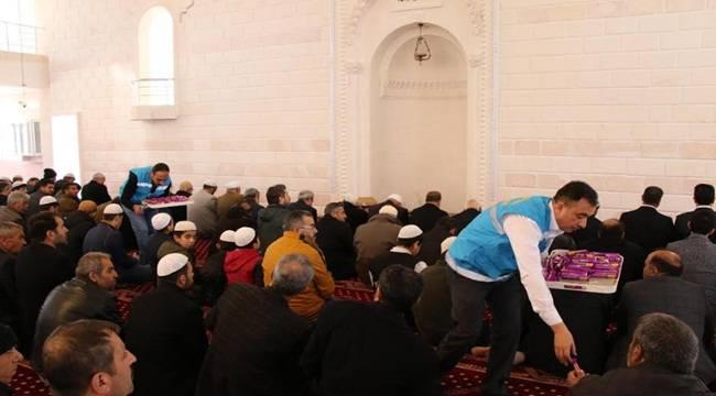 Bilal-i Habeşi Cami İbadete Açıldı