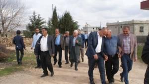 Bozova'da Aksoy Rüzgarı Esiyor