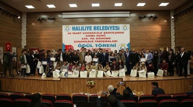 5.Çanakkale Yarışmalarında Ödüller Sahiplerini Buldu