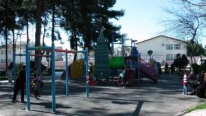 Ceylanpınar Halkı Soluğu Parklarda Aldı