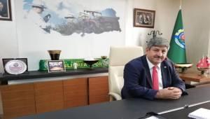 Eyyüpoğlu, Çiftçi Sorunlarını Bakan Pakdemirli'ye de Sunacak
