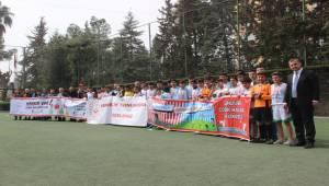Halil'ül Rahman Ortaokulu Şampiyon Oldu