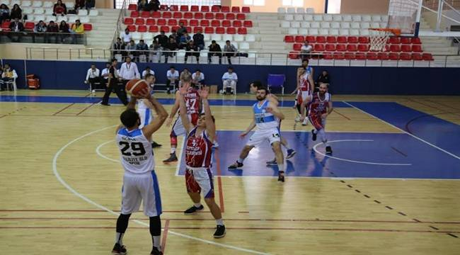 Haliliye Basketbol Play Off'u Garantiledi
