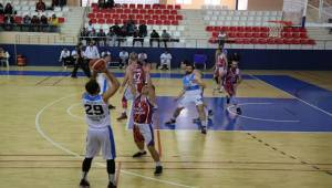 Haliliye Basketbol  Play Off'u Garantiledi