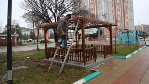 Haliliye'de Parklar 2019 Yazına Hazırlanıyor