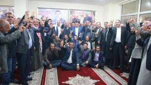 Harran'da Cumhur İttifakı Güçleniyor