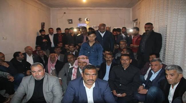 Harran'da Meclis Üyesi Adayı İstifa Etti