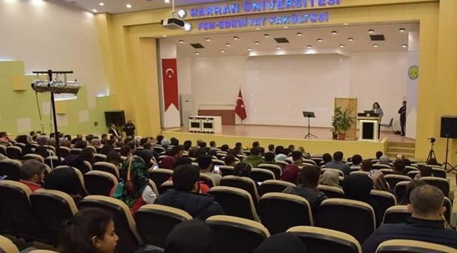Harran Üniversitesinde Çanakkale Zaferi Kutlandı
