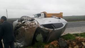 HDP'li milletvekili kazada yaralandı