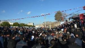 Karadaş ve Yavuz'dan Miting Gibi Seçim Bürosu Açılışı