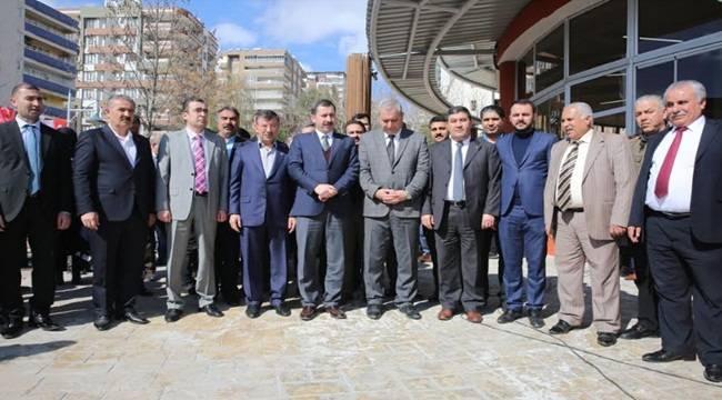 Karaköprü'de Eğitime Önemli Bir Yatırım Daha