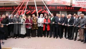 Karaköprü Sağlıklı Yaşam Merkezi Hizmete Açıldı