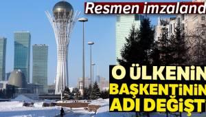 Kazakistan'ın Başketinin Adı Değişti