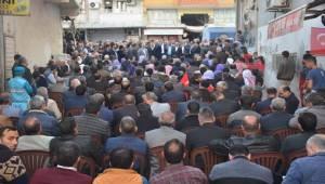 Mehmet Çelik'in Seçim Bürosu Açıldı