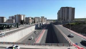 Narlıdere Köprülü Kavşağı Hizmete Açıldı