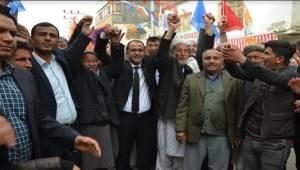 Özbekler'den AK Aday Aksak'a Tam Destek