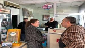 Polat, Yerel Seçim Çalışmalarını Sürdürüyor