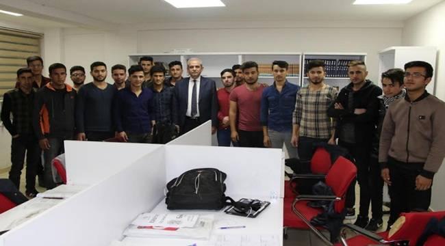 Recep Tayyip Erdoğan Gençlik Merkezi Hizmete Açıldı