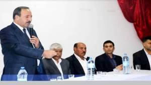Vekil Özcan'dan Flaş Saadet Partisi ve HDP Açıklaması