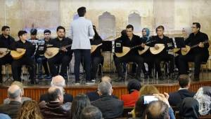 Şanlıurfa Büyükşehir Konservatuarı Açıldı