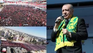 Şanlıurfa'da AK Parti'den Muhalefeti Titreten Miting
