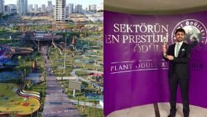Şanlıurfa Projesi Plant Ödülüne Layık Görüldü
