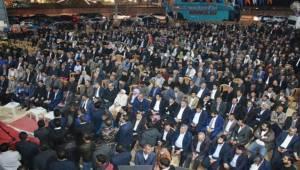 Serdar Şeyhanlıoğlundan Miting Gibi Seçim Bürosu Açılışı