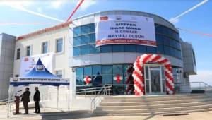 Siverek İlçe İdare Binası Hizmete Açıldı