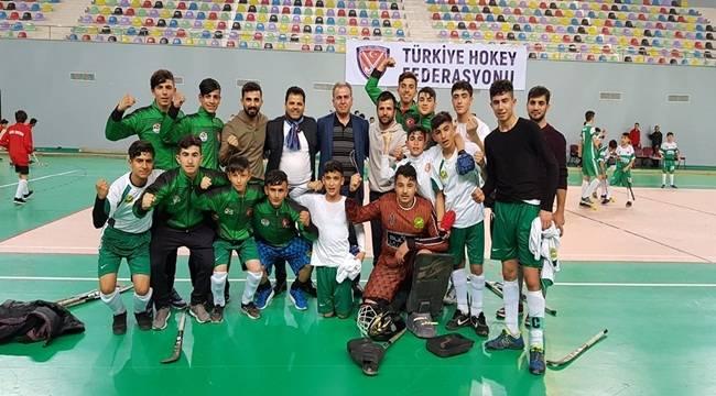 Suruç GSK Türkiye Şampiyonu Oldu