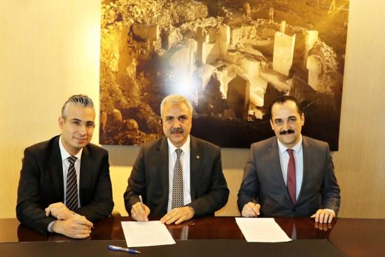 ŞUTSO TEB ile protokol imzalandı