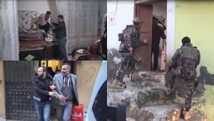 Urfa'da Aranan 25 Şahıs Yakalandı