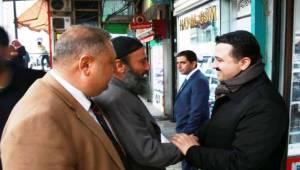 Urfa'da AK Partiye Teveccüh Göz Dolduruyor