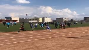 Urfa'da Amatör Maç Savaş Alanına Döndü